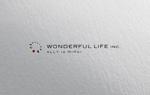 ALTAGRAPHさんのシャンプーなどを卸す会社「WONDEFRFUL LIFE Inc.」のロゴへの提案