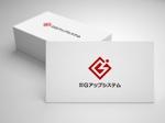 TypographさんのIT化支援・システム開発会社「株式会社Gアップシステム」のロゴ作成依頼への提案