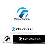 drkigawaさんのIT化支援・システム開発会社「株式会社Gアップシステム」のロゴ作成依頼への提案