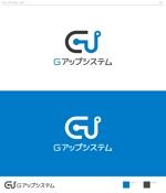 169worksさんのIT化支援・システム開発会社「株式会社Gアップシステム」のロゴ作成依頼への提案