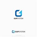 yamana_designさんのIT化支援・システム開発会社「株式会社Gアップシステム」のロゴ作成依頼への提案