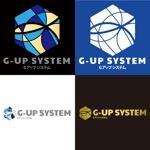 tattsu0812さんのIT化支援・システム開発会社「株式会社Gアップシステム」のロゴ作成依頼への提案