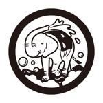 yuineさんのコインランドリー「LUCKY DAY」のロゴへの提案