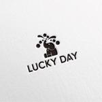 dakirさんのコインランドリー「LUCKY DAY」のロゴへの提案