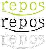 tmworks1975さんのオーガニック化粧品サイト『repos』のロゴへの提案