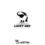 hirokipsさんのコインランドリー「LUCKY DAY」のロゴへの提案