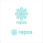 I-I_yasuharaさんのオーガニック化粧品サイト『repos』のロゴへの提案