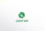 syotagotoさんのコインランドリー「LUCKY DAY」のロゴへの提案