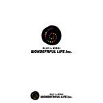 hirokipsさんのシャンプーなどを卸す会社「WONDEFRFUL LIFE Inc.」のロゴへの提案