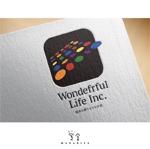gakusato310072さんのシャンプーなどを卸す会社「WONDEFRFUL LIFE Inc.」のロゴへの提案