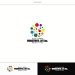 DeeDeeGraphicsさんのシャンプーなどを卸す会社「WONDEFRFUL LIFE Inc.」のロゴへの提案