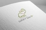 fujiseyooさんのコインランドリー「LUCKY DAY」のロゴへの提案