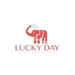 DBirdさんのコインランドリー「LUCKY DAY」のロゴへの提案