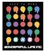 laphrodite1223さんのシャンプーなどを卸す会社「WONDEFRFUL LIFE Inc.」のロゴへの提案