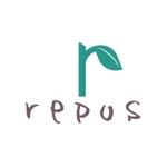 sriracha829さんのオーガニック化粧品サイト『repos』のロゴへの提案