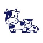 55nontanさんの可愛い牛のイラストへの提案
