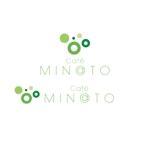 calimboさんのカフェ MIN@TO のロゴへの提案