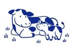 aureolin86さんの可愛い牛のイラストへの提案