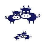 oroshiponsさんの可愛い牛のイラストへの提案