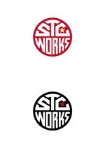 kyo19666911さんの輸入車専門店が出店するアメ車好きの板金塗装ショップのロゴへの提案