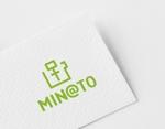 ue_taroさんのカフェ MIN@TO のロゴへの提案