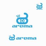 agnesさんのAIサービスの「arema」ロゴ作成への提案