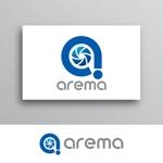White-designさんのAIサービスの「arema」ロゴ作成への提案