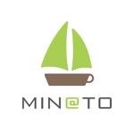saorik27さんのカフェ MIN@TO のロゴへの提案