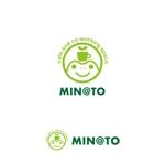 topa3029さんのカフェ MIN@TO のロゴへの提案