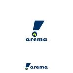 hirokipsさんのAIサービスの「arema」ロゴ作成への提案