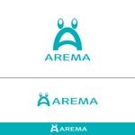 ispd51さんのAIサービスの「arema」ロゴ作成への提案