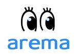 plumflavorさんのAIサービスの「arema」ロゴ作成への提案