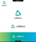 queuecatさんのAIサービスの「arema」ロゴ作成への提案