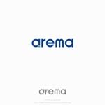 yamana_designさんのAIサービスの「arema」ロゴ作成への提案