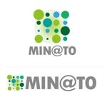 tattsu0812さんのカフェ MIN@TO のロゴへの提案