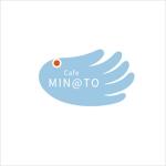 kanaeddyさんのカフェ MIN@TO のロゴへの提案