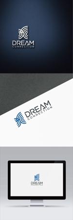 不動産会社「ドリームコネクション株式会社」のロゴへの提案