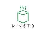 tora_09さんのカフェ MIN@TO のロゴへの提案