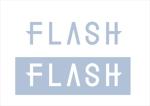 化粧品ブランド「FLASH」のロゴ製作への提案
