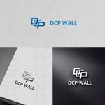 zeross_designさんの住宅塗り壁工法【DCPウォール】のロゴへの提案