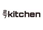 tora_09さんのサンドウィッチショップ「2/7kitchen(ななぶんのにきっちん)」のロゴへの提案