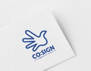 ue_taroさんのコワーキングスペース「CO:SIGN」のロゴへの提案