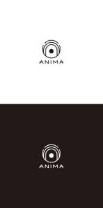 headdip7さんの『ANIMA』(TWS(ワイヤレスイヤホン)の新ブランド名)のピクチャーロゴへの提案