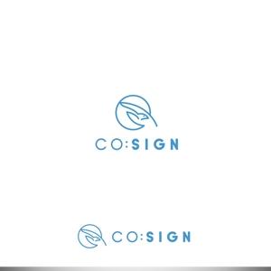 syotagotoさんのコワーキングスペース「CO:SIGN」のロゴへの提案