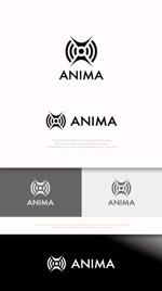 mahou-photさんの『ANIMA』(TWS(ワイヤレスイヤホン)の新ブランド名)のピクチャーロゴへの提案