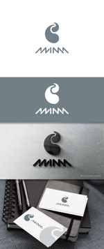 taka_designさんの『ANIMA』(TWS(ワイヤレスイヤホン)の新ブランド名)のピクチャーロゴへの提案