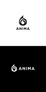 ol_zさんの『ANIMA』(TWS(ワイヤレスイヤホン)の新ブランド名)のピクチャーロゴへの提案