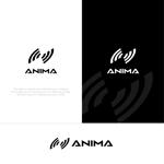 Puchi2さんの『ANIMA』(TWS(ワイヤレスイヤホン)の新ブランド名)のピクチャーロゴへの提案