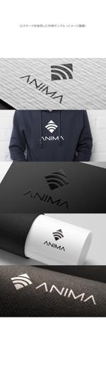 kinryuzanさんの『ANIMA』(TWS(ワイヤレスイヤホン)の新ブランド名)のピクチャーロゴへの提案
