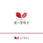 rgm_mさんのいちご農園が運営する「パン屋」のロゴデザインへの提案